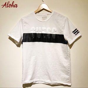 Guess Shirts - GUESS White tee
